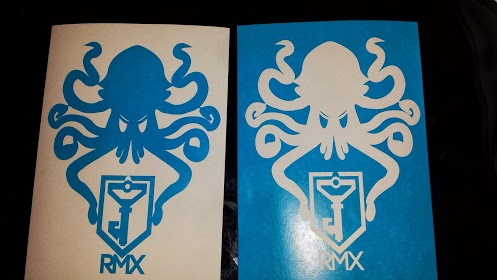 Kraken Stickers