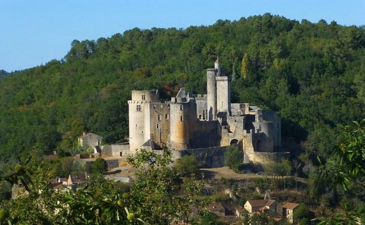 Château fort de Bonaguil