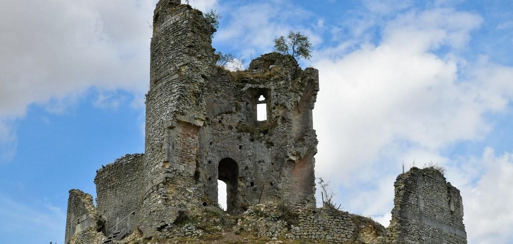donjon de Château-sur-Epte