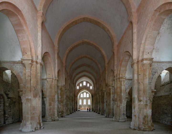 Abbaye cistercienne de Fontenay