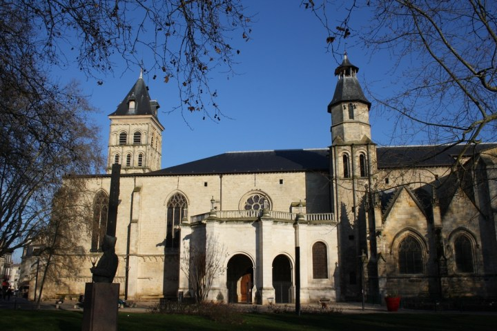 Basilique Saint-Seurin de Bordeaux
