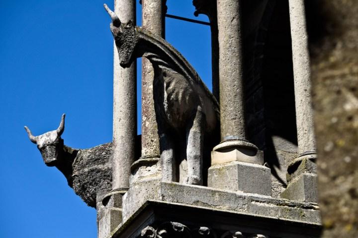 boeufs de la cathédrale de Laon