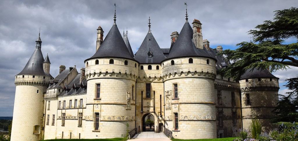 Château de Chaumont sur loire