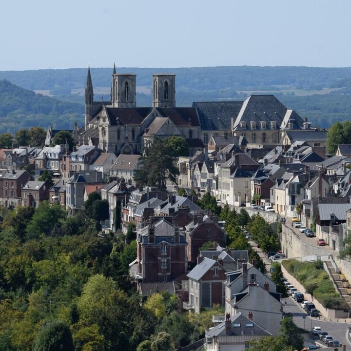 Abbaye prémontré de Saint-Martin-de-Laon