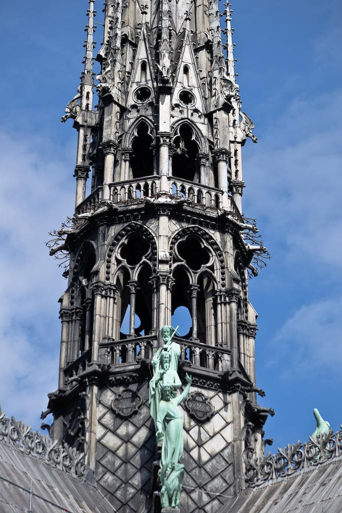 cathédrale paris