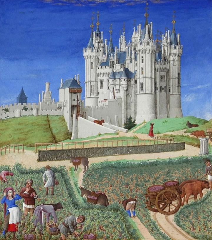 château de Saumur