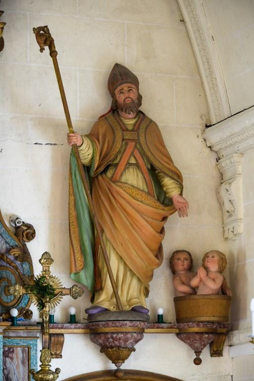 Saint Nicolas et les 3 enfants