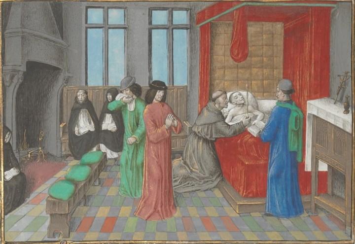 Mort de Godefroi de Bouillon