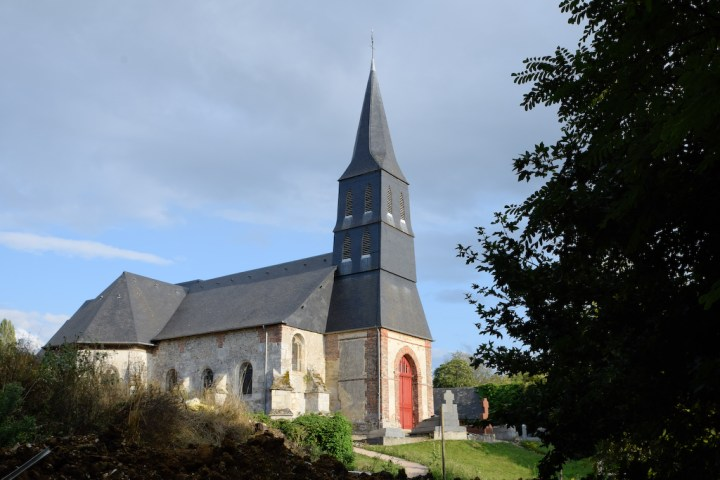 église manneville la pipard