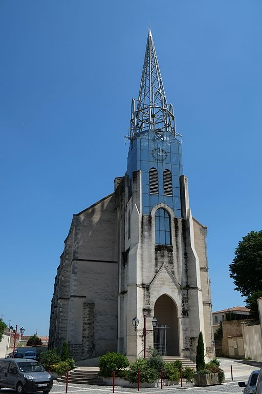 Eglise Marans