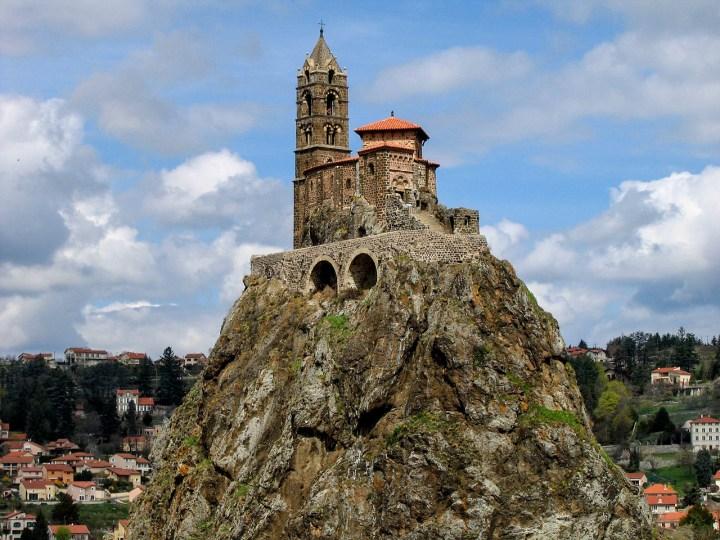 Chapelle Saint-Michel de l'Aiguilhe au Puy-en-Velay