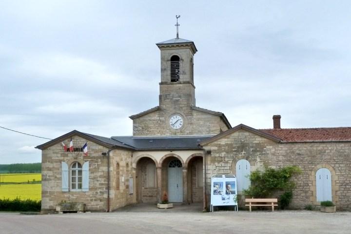 Eglise de Broindon