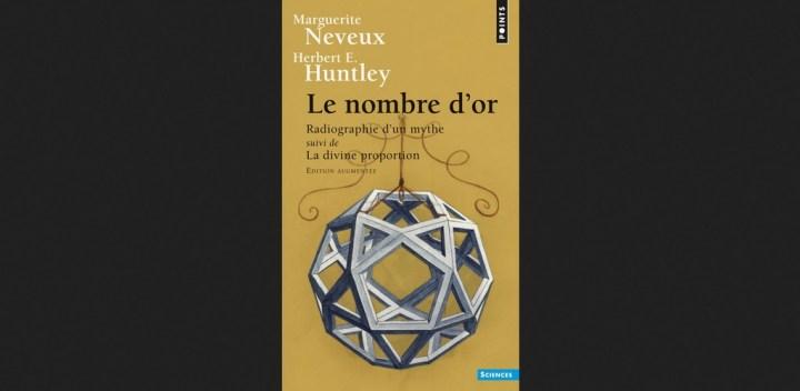 Nombre d'or : le livre
