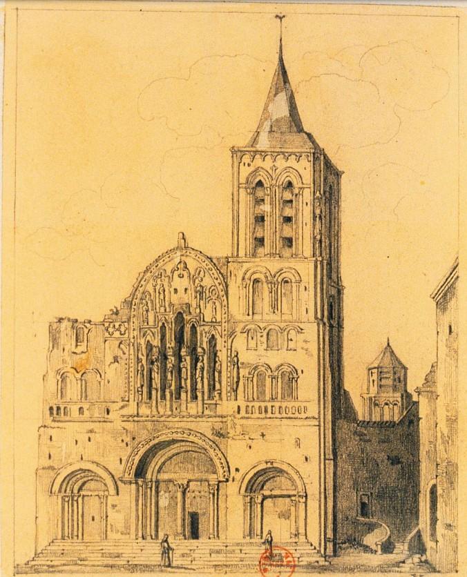 Église de Vézelay