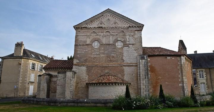 Baptistère de Poitiers