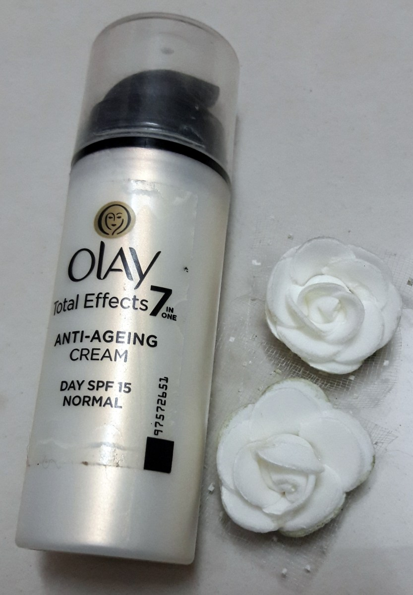Olay Total Effects 7 in 1 Day Cream - SPF 15