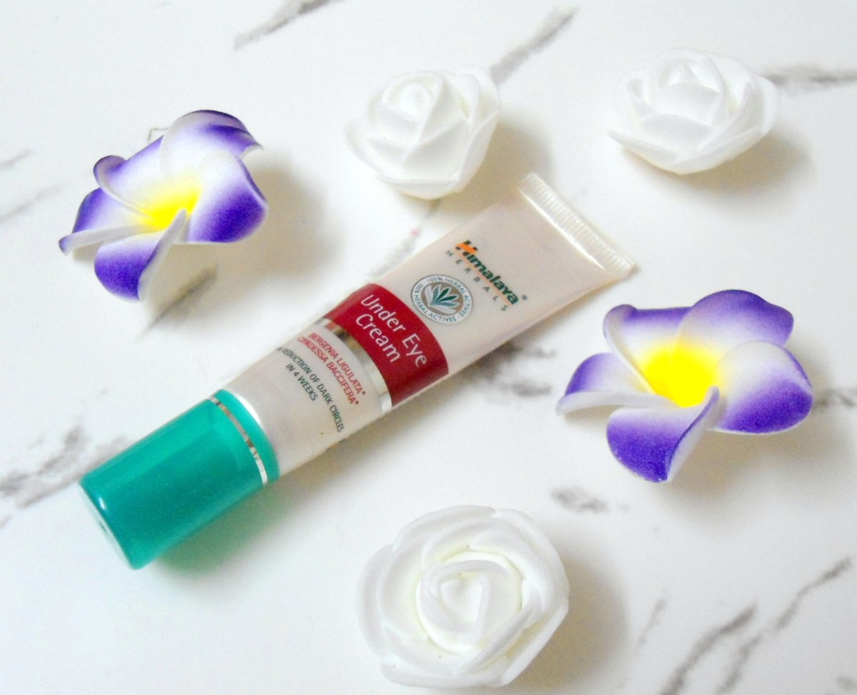 Himalaya Under Eye Cream Review