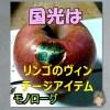 国光は味のあるリンゴのヴィンテージアイテム