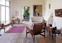 Finn Juhl's Poet Sofa