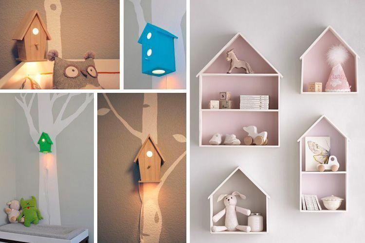 Ideas para decorar la habitación del bebé