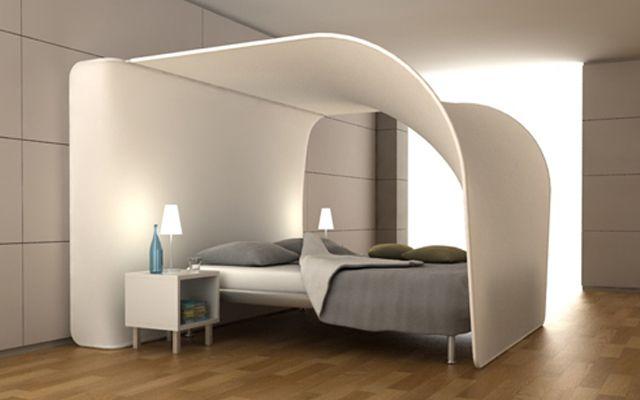 dekorasyon-yatak odası-yatak-gölgelik-11
