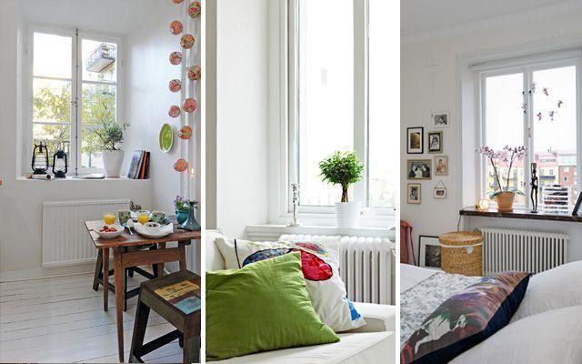 Pencere eşiği dekorasyonu