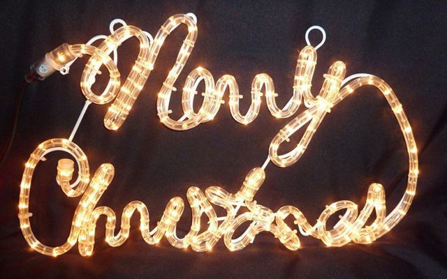 Noel aydınlatması: Noel'i ışıkla nasıl dekore edebilirim?