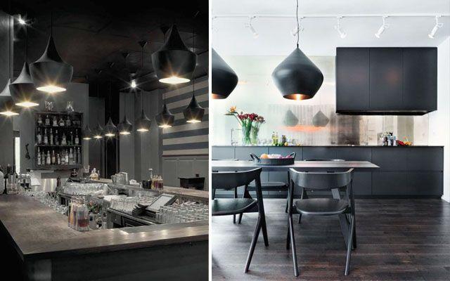 Tom Dixon Beat Shade evleri, mağazaları ve restoranları dekore etmek için lambalar tasarladı