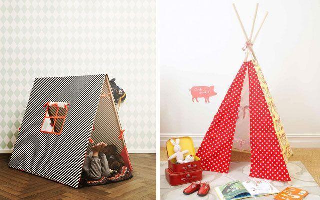 çocuk çadırları