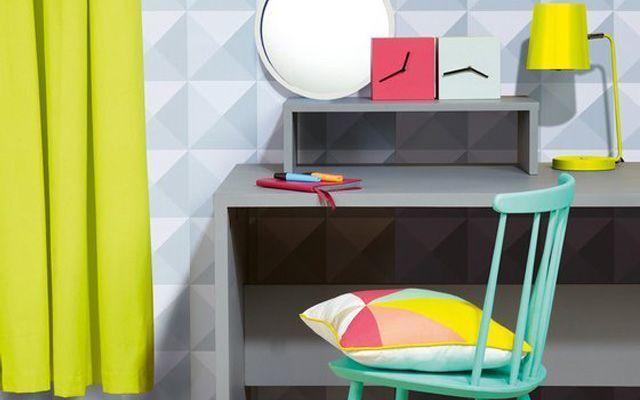 Flor rengi ile ev dekorasyonu