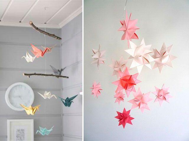 Origami ile süsleyin