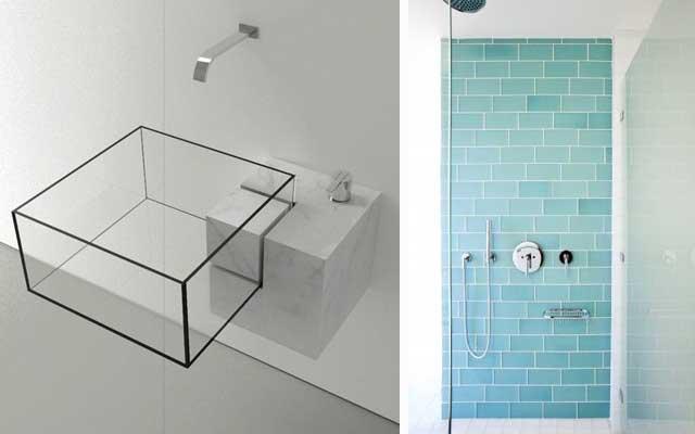 Banyolar camla nasıl dekore edilir