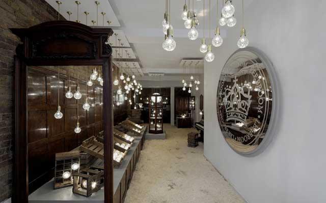 Lee Broom'dan Kristal Ampul Tasarım Lambaları