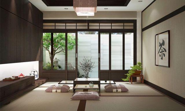 Dekorasyonda Zen tarzı