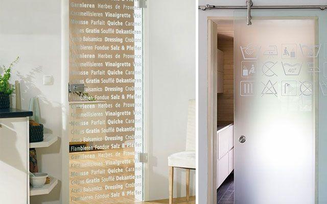 Kapılar vinil ile nasıl dekore edilir