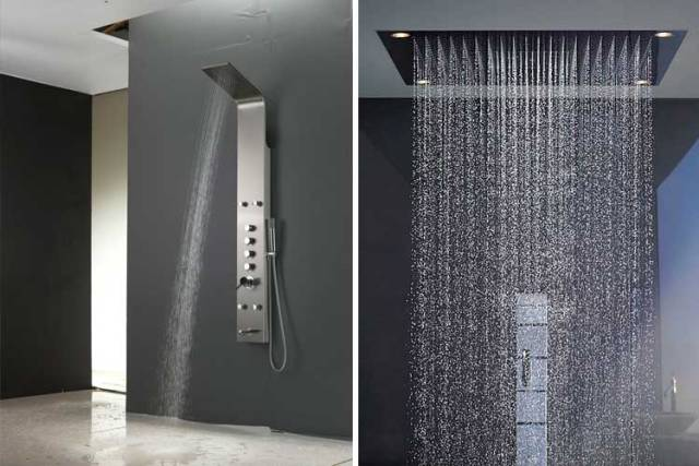 Duş muslukları