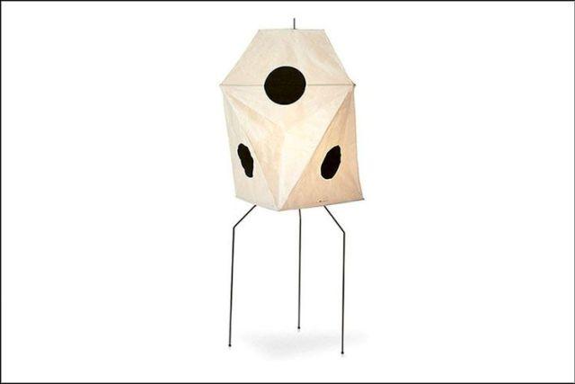 Isamu Noguchi Kağıt Lambalar