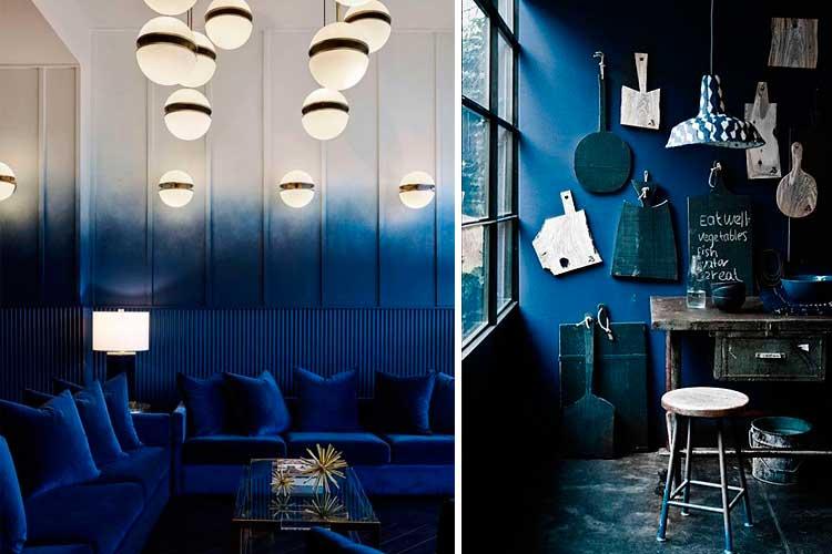 Renkli Pantone 2020 - Klasik Mavi