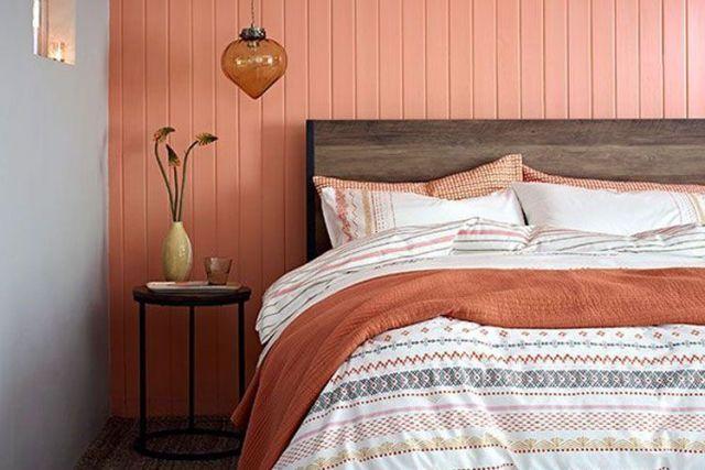 Dormitorio rengi Yaşayan Mercan