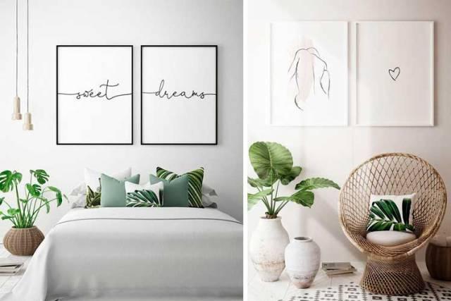 Posterlerle nasıl dekore edilir