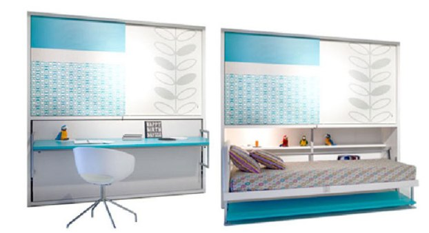 4 smart ideas for small blue teenage girls room