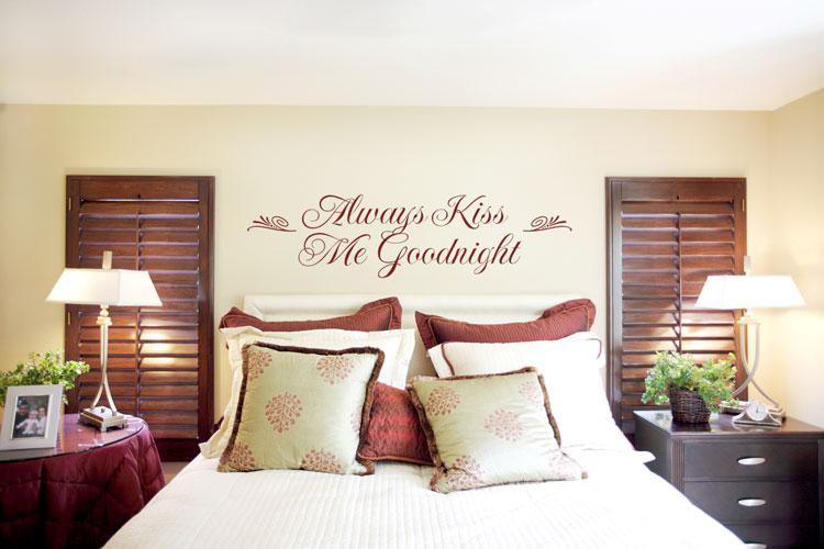 Bedroom Wall Decoration Ideas - Decoholic on Bedroom Wall Decor  id=94969