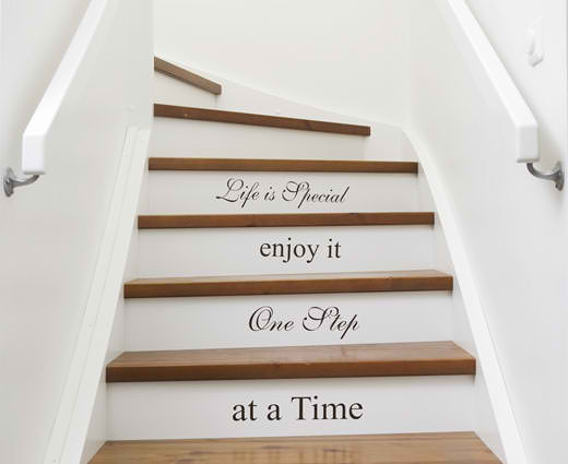 13 Inspiring Ideas For Stairs