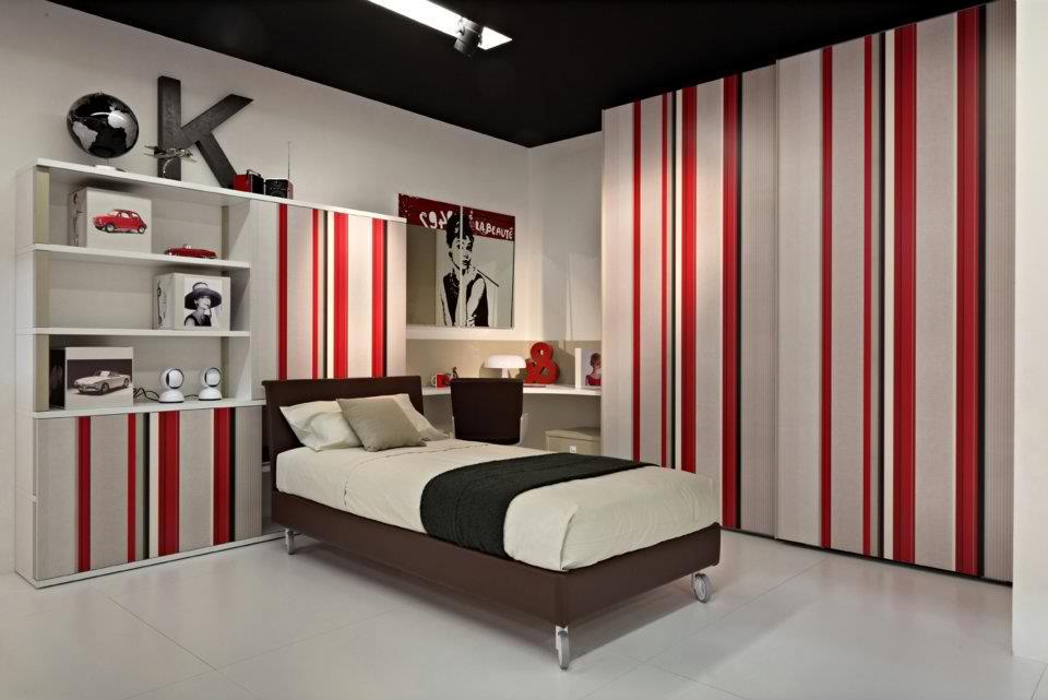 18 Cool Boys Bedroom Ideas - Decoholic on Cool Bedroom Ideas  id=37203