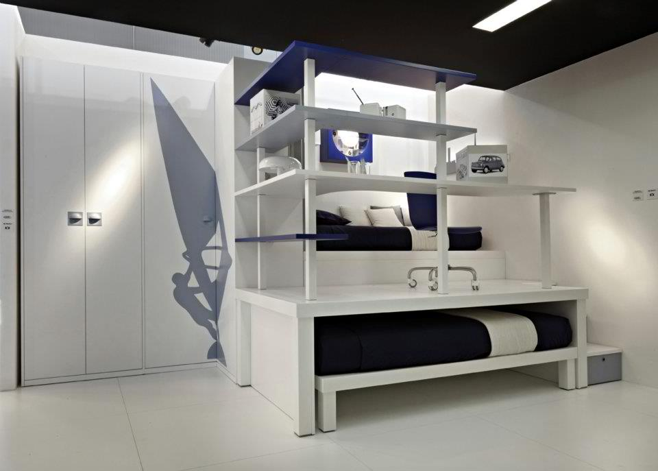 18 Cool Boys Bedroom Ideas - Decoholic on Cool Bedroom Ideas  id=16930