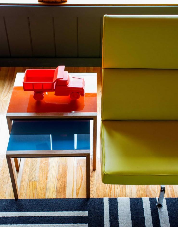 unique colorgul apartment 3 ideas