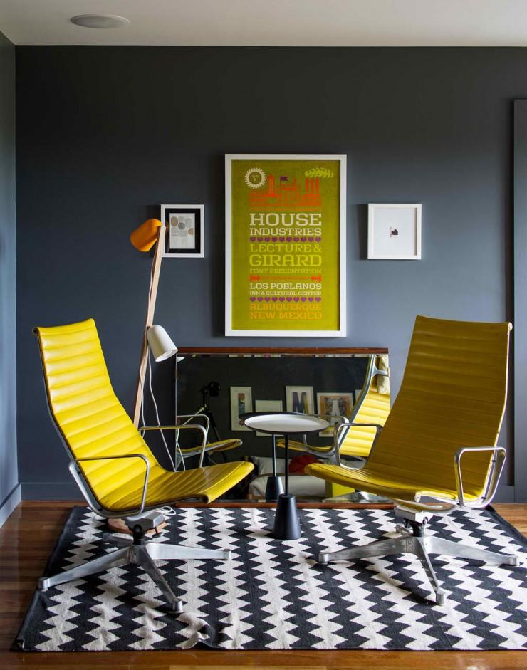 unique colorgul apartment 7 ideas