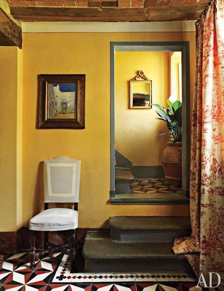Historic Stone Manor In Tuscany Decoholic