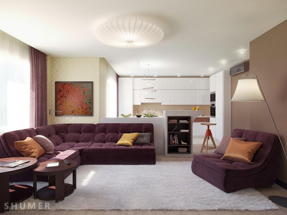16 fabulous earth tones living room designs - decoholic