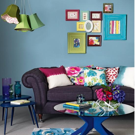 18 Boho Chic Living Room Decorating Ideas - Decoholic on Bohemian Living Room Decor Ideas  id=64661